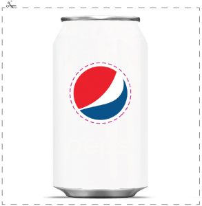 pepsi can template