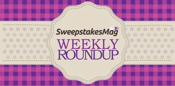 SweepstakesMag Weekly Roundup