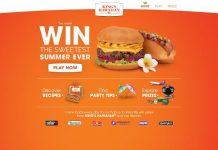 King's Hawaiian Sweetest Summer Ever Instant Win Game (SweetestSummerEver.com)