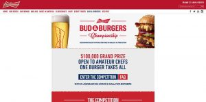 Bud & Burgers Championship