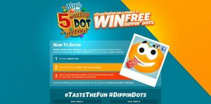 Dippin' Dots Taste the Fun Sweepstakes