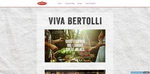 Bertolli Taste Of Tradition Recipe Contest