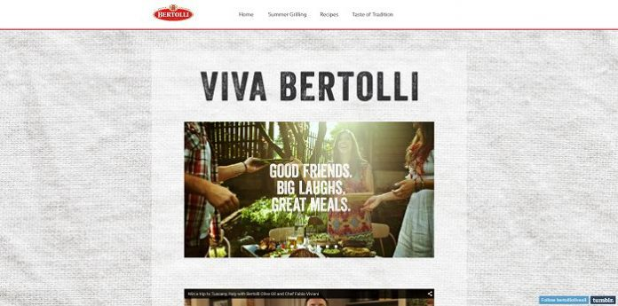 Bertolli Taste Of Tradition Recipe Contest