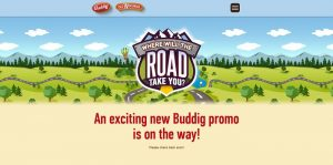 Buddig Where Will The Road Take You? Sweepstakes