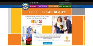Wheel of Fortune Shop Your Way Sweepstakes