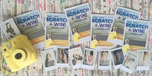 Aero X Instax Scratch And Win Insta Win Game