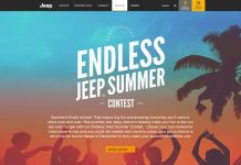 Endless Jeep Summer Contest (Jeep.com/Summer)