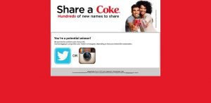 2015 Smart & Final Share a Coke Sweepstakes