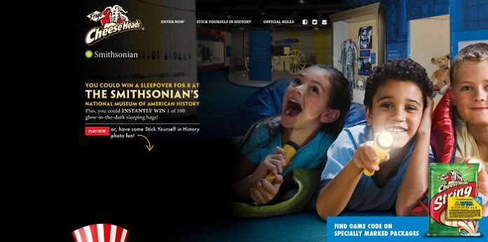 Saputo Smithsonian Sweepstakes -