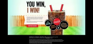 Jack's You Win, I Win Sweepstakes