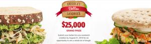 AmericasBetterSandwich.com - America's Better Sandwich Contest 2016