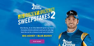 BunnyRunnin.com - Get Your Bunny Runnin Sweepstakes Is Back
