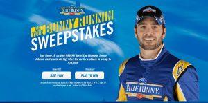 BunnyRunnin.com - Blue Bunny Get Your Bunny Runnin Sweepstakes