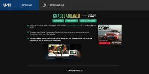 Graceland Live Contest