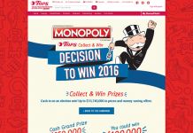 TopsMarkets.com/Monopoly - TOPS Markets Monopoly 2016
