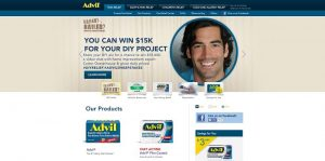 Advil Failed? Nailed? Show Us Your DIY Project Sweepstakes