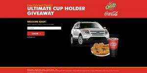 Coca-Cola and Church's Ultimate Cup Holder Giveaway