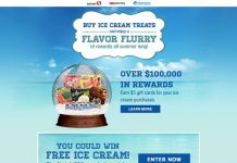 FlavorFlurry.com - Flavor Flurry Ice Cream Giveaway And Sweepstakes