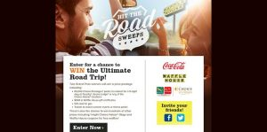 Coca-Cola & Waffle House Hit the Road Sweepstakes