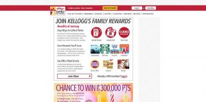 Kellogg's Back to School Text-to-Win Sweepstakes