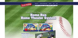 Little Debbie Home Run Home Theater System Giveaway