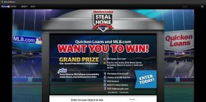MLB.com Quicken Loans Steal a Home Sweepstakes