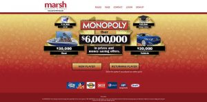 MarshMonopoly.com - Marsh Monopoly Collect And Win Game