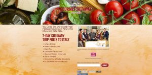 WorldMarketSweepstakes.com - World Market's Gourmet Getaway Sweepstakes