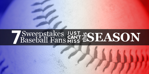 baseball sweepstakes