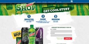 FoodLionDewShop.com - Food Lion Brings You The Dew Shop 2016 Sweepstakes