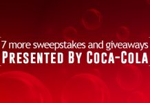 Coca-Cola Sweepstakes