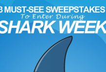 shark week sweepstakes