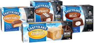 tastykake fantastic four box