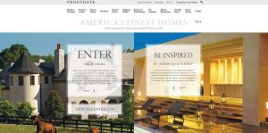 Frontgate.com/FineHomes - Frontgate's America's Finest Homes Contest