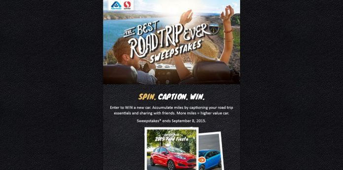 Albertsons.com/BRE - Albertsons Best Road Trip Ever Sweepstakes