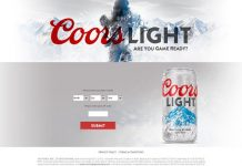 CoorsLightGameReady.com - Coors Light Football 2015 Sweepstakes