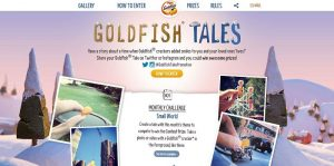 Share Your Goldfish Tales Contest And Sweepstakes