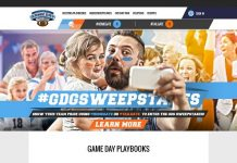 Kroger Game Day Greats Social Sweepstakes