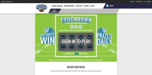 GameDayGreats.com - Kroger Game Day Greats Instant Win Game