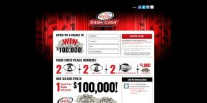NASCAR XFINITY Series $100,000 Sweepstakes