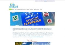 Live With Kelly & Michael - Social Flashback Tune In To Win Sweepstakes