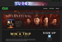 SPN10Contest.com - Supernatural Season 10 Contest