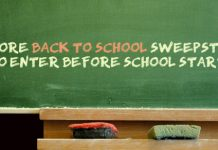 More Back To School Sweepstakes