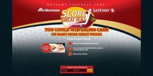 ScoreGreatDeals2015.com - Albertsons And Safeway Score Great Deals 2015 Sweepstakes