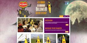 FreshHalloween.com - Del Monte 2015 Go Bananas Costume Giveaway