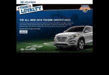 ThisIsLoyalty.com - Hyundai This is Loyalty Sweepstakes