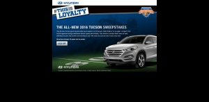 ThisIsLoyalty.com - Hyundai This is Loyalty Sweepstakes