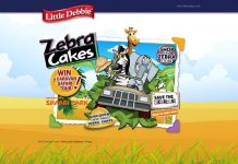2015 Little Debbie Zebra Cakes Promotion