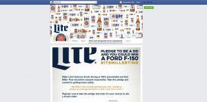 MillerLiteResponsibility.com - Miller Lite Designated Driver Sweepstakes
