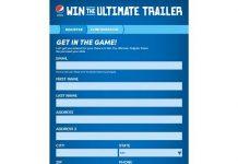 UnlockTheTrailer.com - Pepsi Unlock The Tailgate Sweepstakes